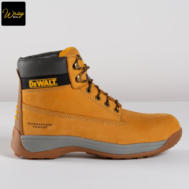 DeWALT Apprentice Nubuck SB Safety Hiker Boot SRA