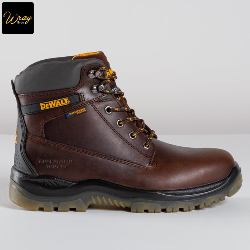 DeWALT Titanium S3 Safety Work Boot SRA