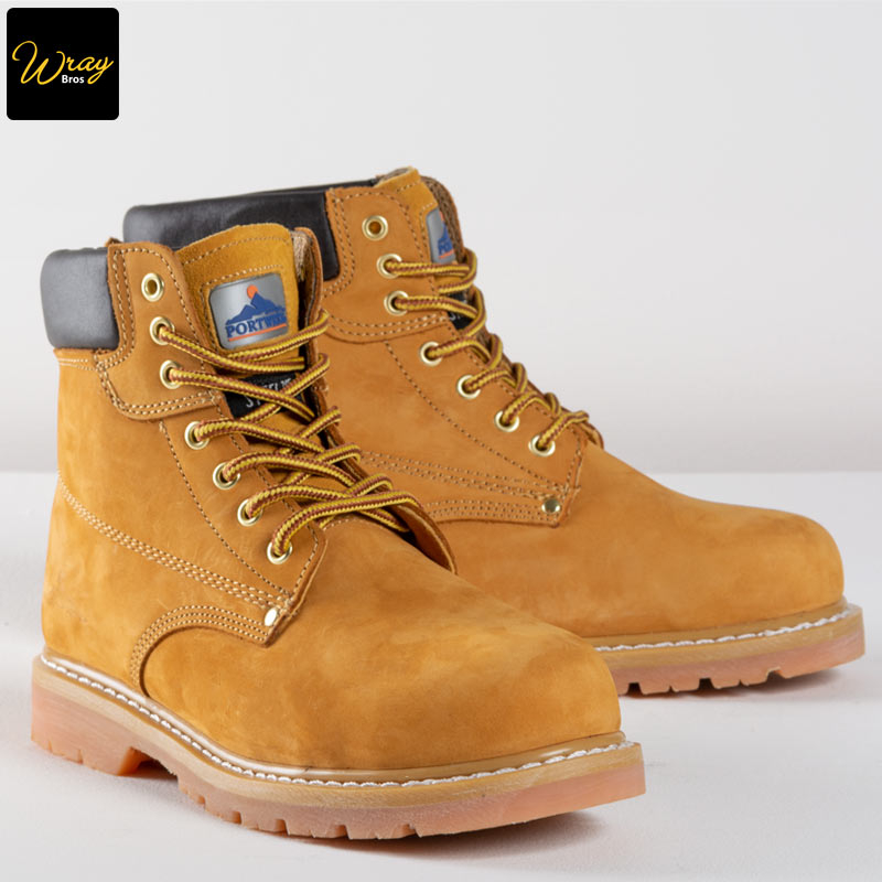 Portwest Steelite Welted Safety Boot SB FW17