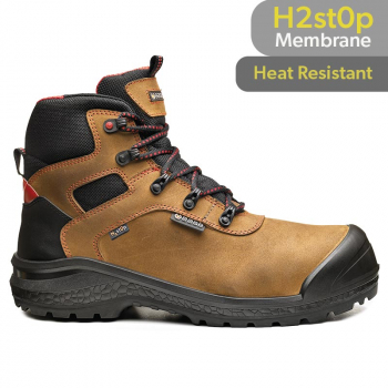 Base Be-Rock Brown S3 Safety Boots B0895