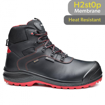 Base Be-Dry S3 Black Safety Boots B0895