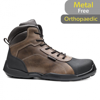 Base Rafting Top S3 Brown Safety Boots B0610