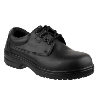 Amblers Ladies S1P Lace Up Safety Shoes FS121C