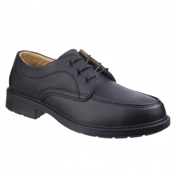 Amblers Black Safety Shoe S1P FS65
