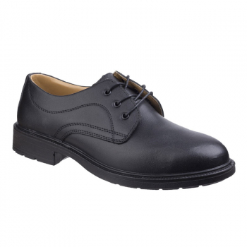Amblers Smart Black Safety Shoe S1P FS45