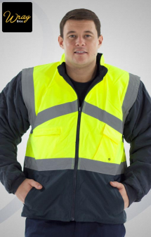 Portwest Reversible High Vis 2-Tone Jacket S769