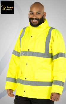 Portwest Hi Vis Traffic Jacket S460