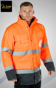 Portwest Hi-Vis Lite 3 in 1 Jacket S162