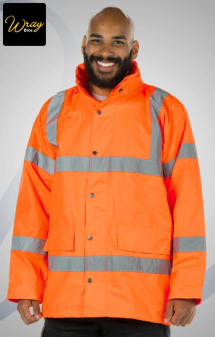 Portwest Hi-Vis Breathable Jacket RT60