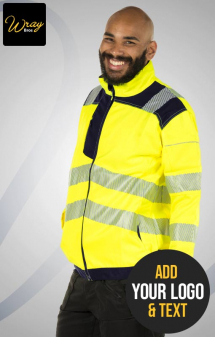 Portwest PW3 Hi-Vis Jacket T500