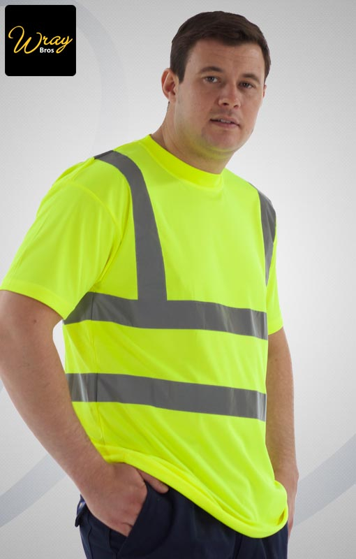 Portwest High Vis T Shirt S478