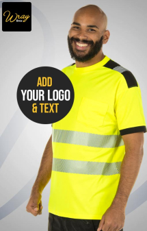 Portwest PW3 Hi-Vis T-Shirt T181