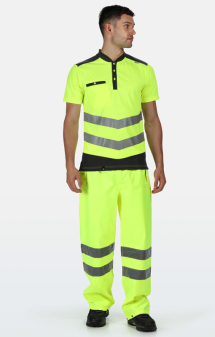 Regatta Tactical Hi-Vis Polo TRS176