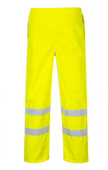 Portwest Hi-Vis Breathable Trousers S487