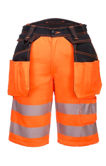 Portwest PW3 Hi Vis Shorts PW343