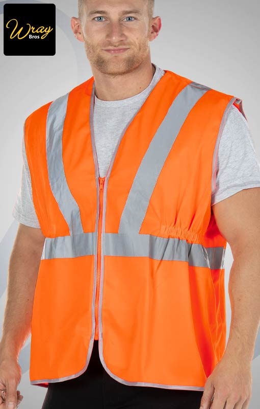 Portwest Hi-Vis Long Vest RIS RT20