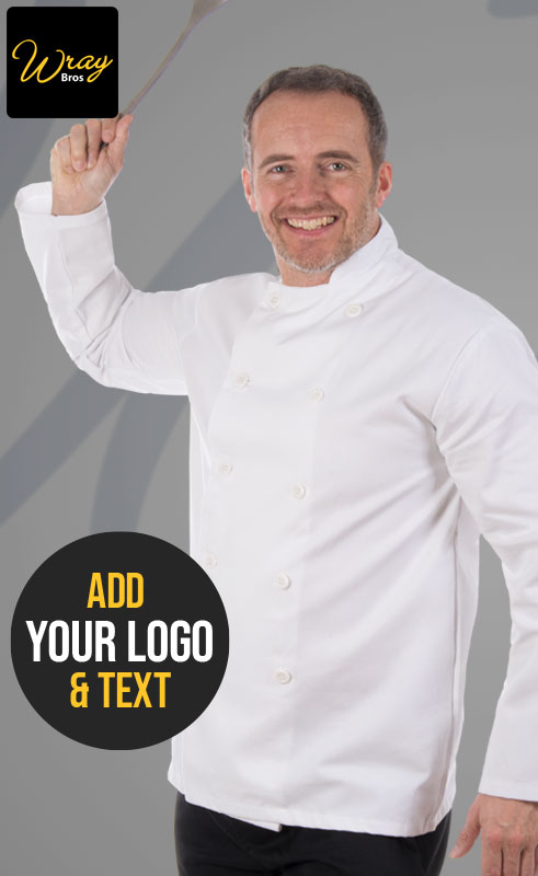 Portwest Sussex Chef Jacket C836