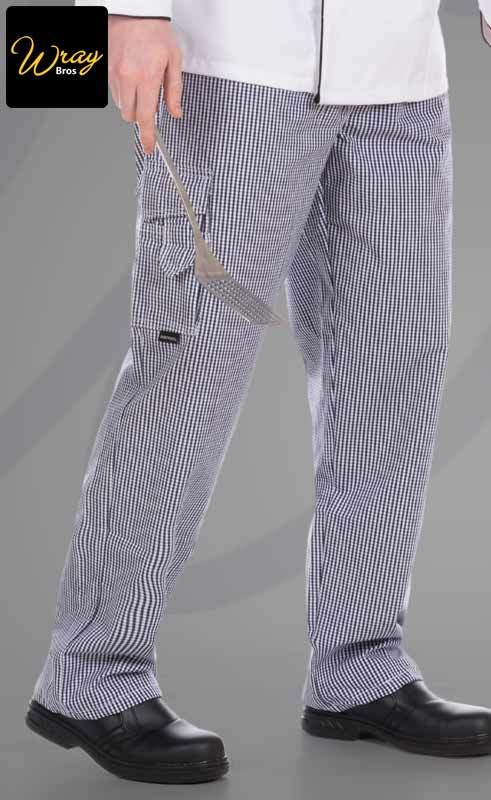 Portwest Chester Chefs Trousers C078