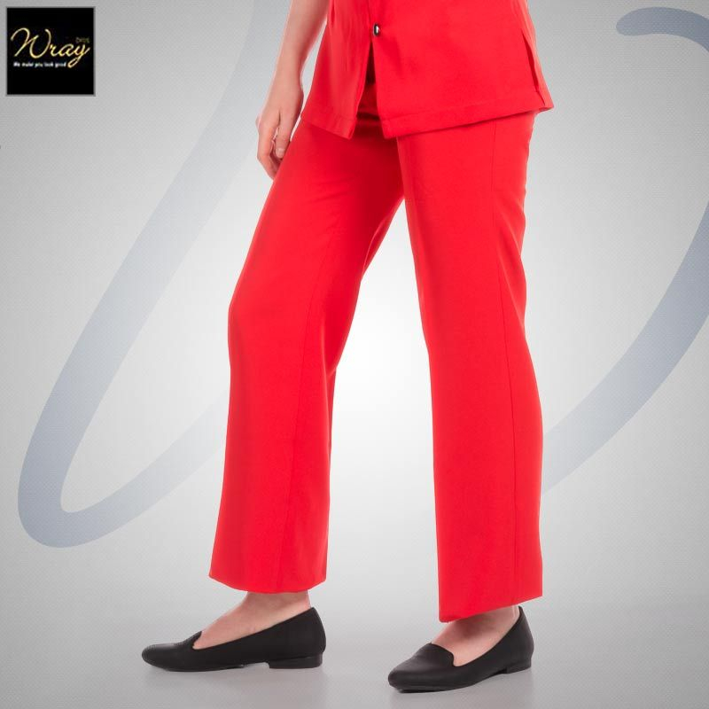 Stretch Female Fashion Trousers R47