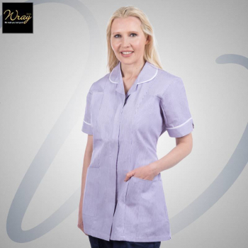 Nurses Tunic Stripe R4
