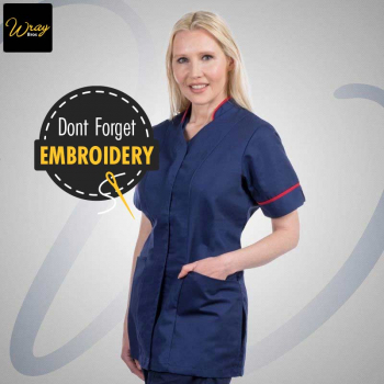 Nurses Therapy Tunic R6