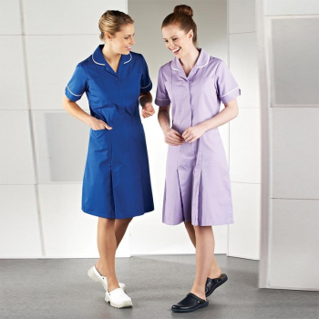 Plain Nurses Therapy Dress R22