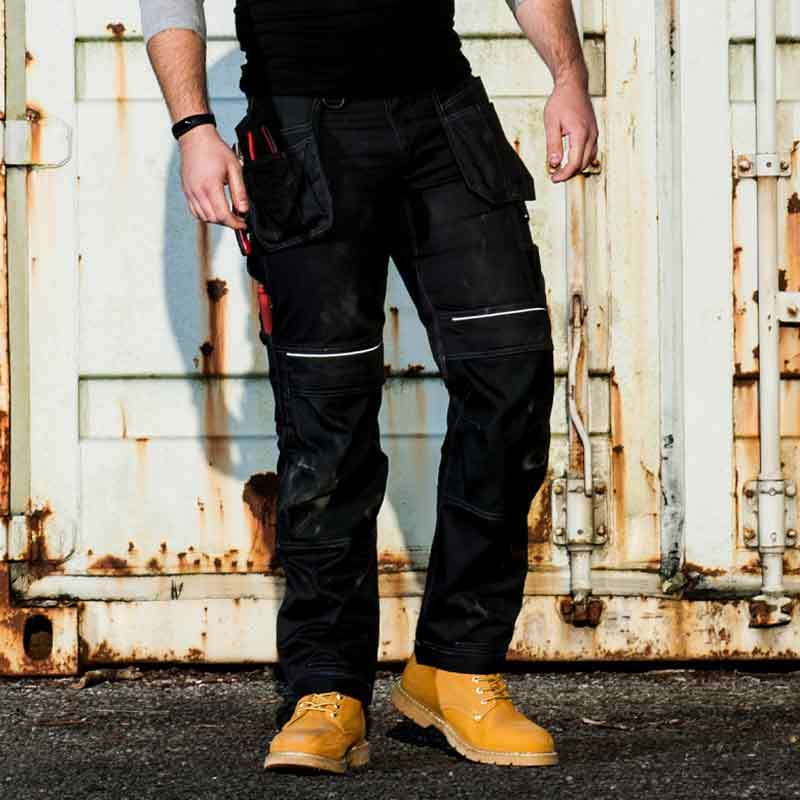 Portwest PW3 Holster Work Trousers T602
