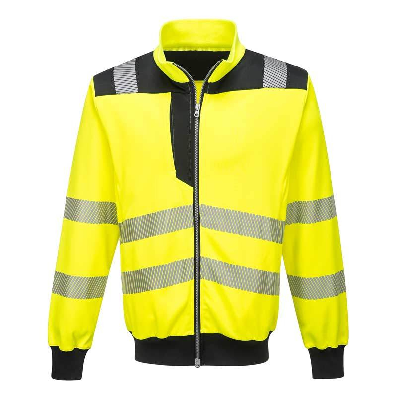 Portwest PW3 Hi-Vis Sweatshirt PW370