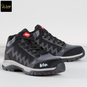 Lee Cooper S1P Mid-Cut Safety Boot LCSHOE102