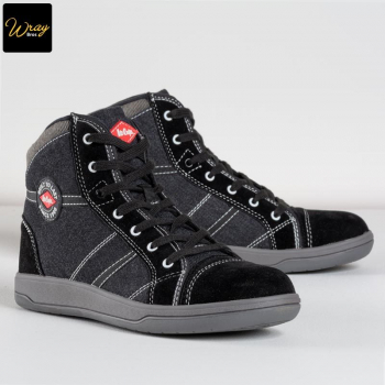 Lee Cooper S1P Mid-Cut Safety Boot LCSHOE101