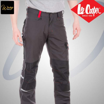 Lee Cooper Multi-Pocket Cargo Trouser LCPNT236