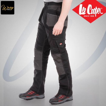 Lee Cooper Holster Pocket Cargo Trousers LCPNT224