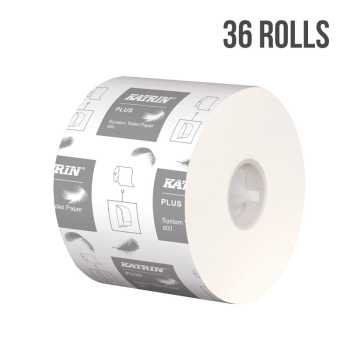 Katrin Classic System Toilet Roll 800 156005