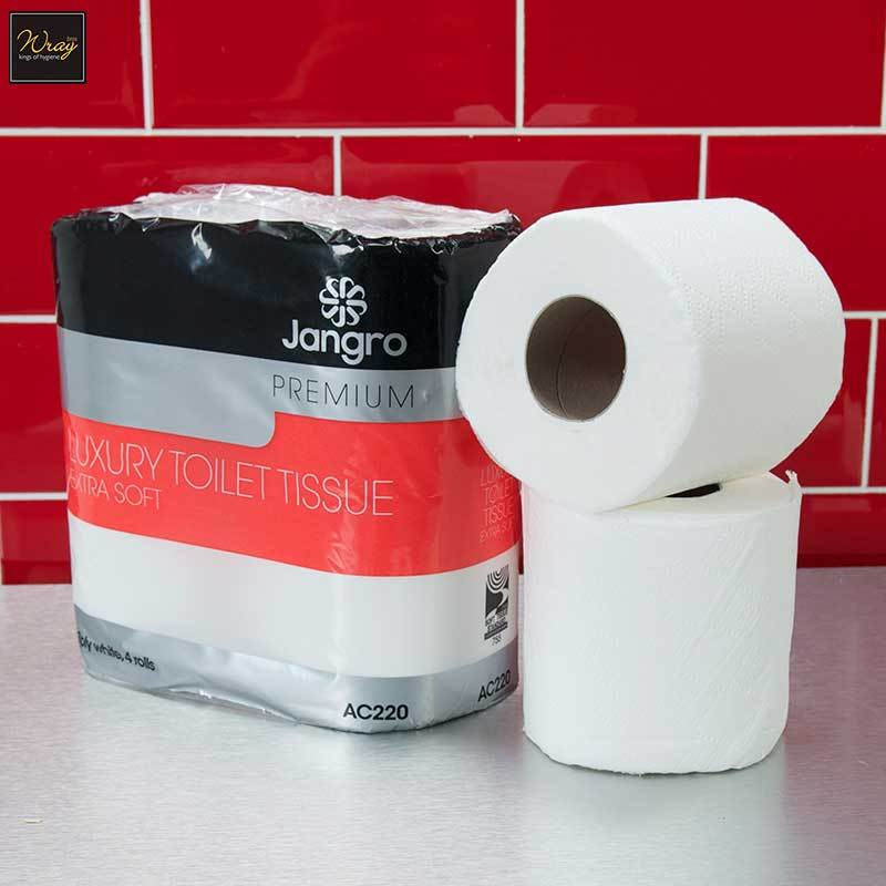 Premium Luxury Toilet Tissue