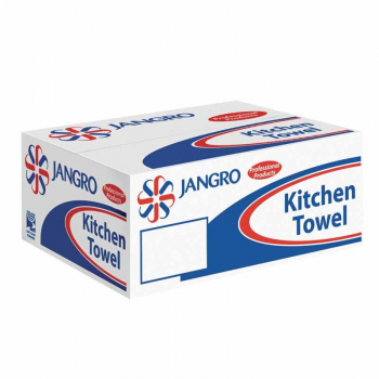 Kitchen Roll Towel White x 12