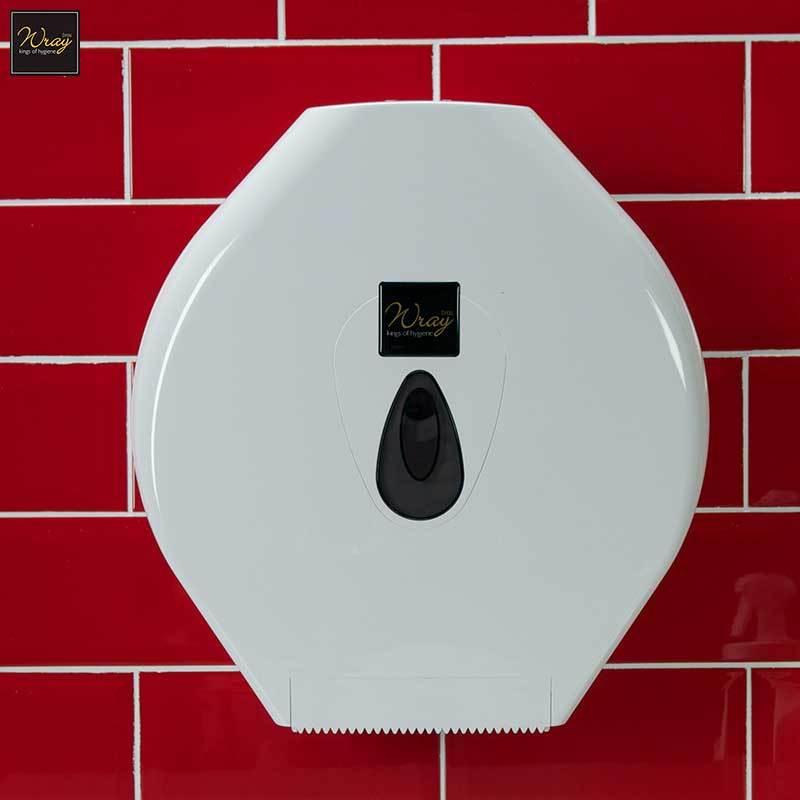 Jumbo Toilet Roll Dispenser Modular