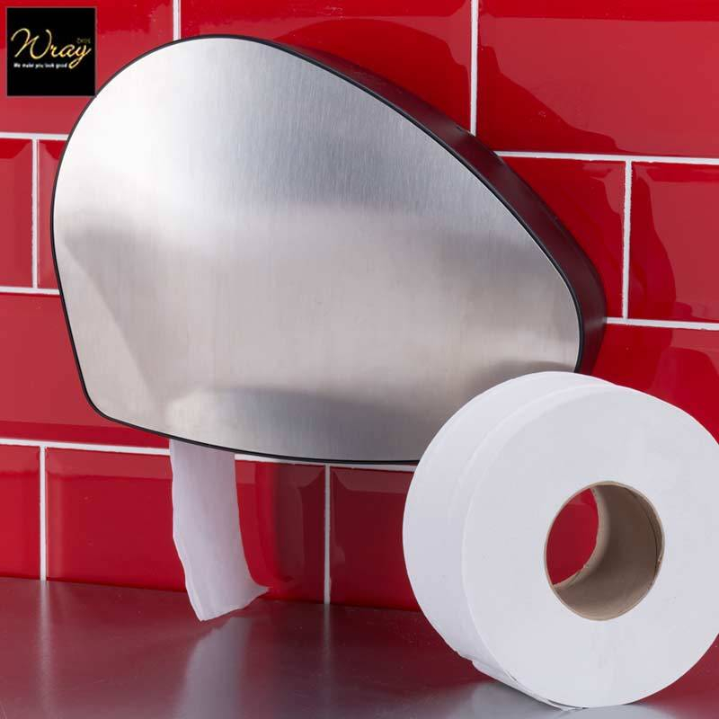 Mercury Mini Jumbo Toilet Roll Dispenser