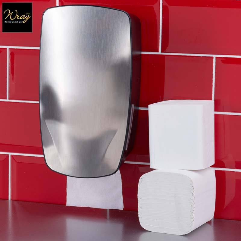 Mercury Bulk Pack Toilet Tissue Dispenser