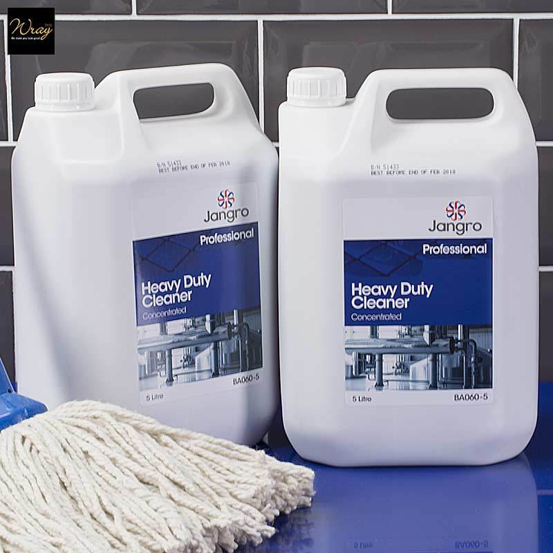 Jangro Heavy Duty Cleaner Concentrated