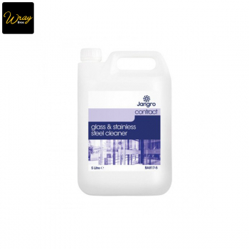 Contract Glass & Stainless Steel Cleaner 5Ltr