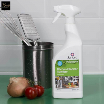 Jangro Kitchen Cleaner Sanitiser Odourless, 750ml