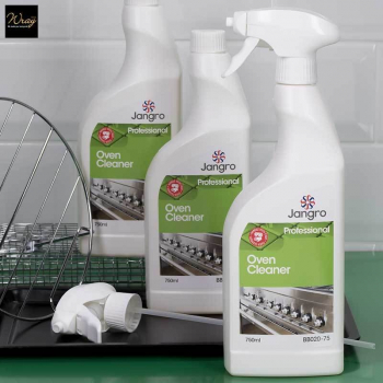 Jangro Oven Cleaner 6x750ml plus 2x triggers