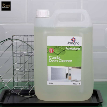 Jangro Combi Oven Cleaner Kitchen Cleaning Chemicals Wray Bros