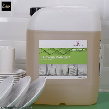 Jangro Dishwash Detergent for Hard Water 20 litre