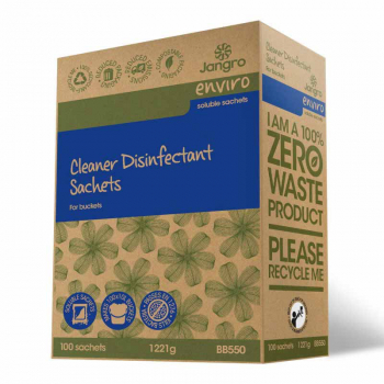 Jangro Cleaner Disinfectant Sachets