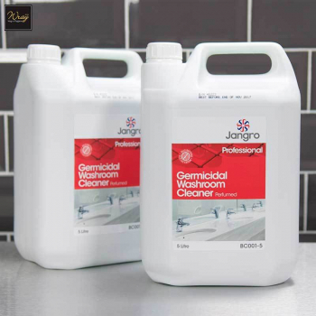 Jangro Germicidal Washroom Cleaner, 5 litre