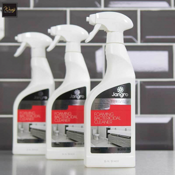 Jangro Foaming Bactericidal Cleaner, 750ml