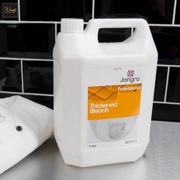 Jangro Thickened Bleach, 5 litre