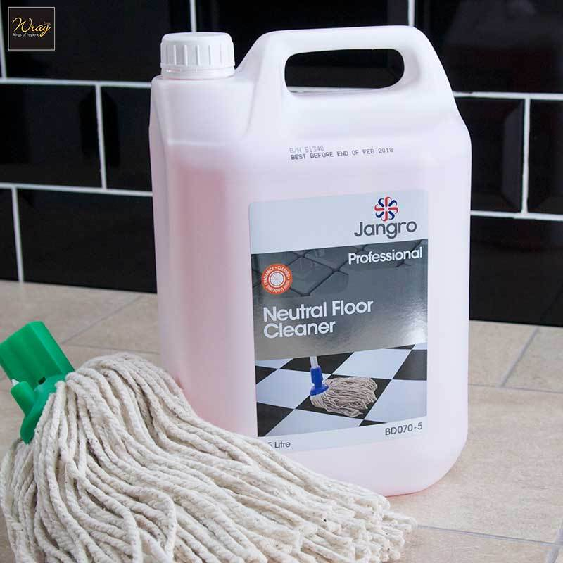 Jangro Neutral Floor Cleaner