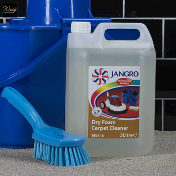 Jangro Dry-Foam Carpet Cleaner